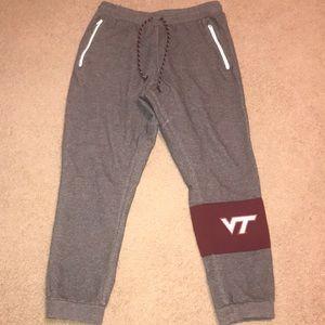Nike Virginia Tech fleece pants. New w/o tags
